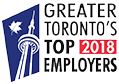 Greater Toronto's Top 2018 Employers